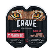 Crave Perfect Portions Real Salmon Pate Cat Food
