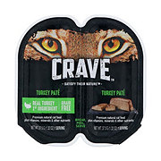 Crave Perfect Portions Turkey Pate Cat Food