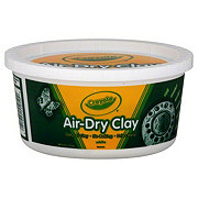 Crayola Air-Dry White Clay