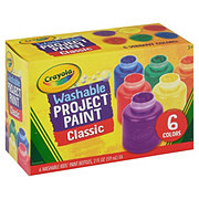 Crayola Assorted Colors Washable Kids' Paint