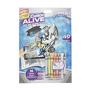 Crayola Color Alive Skylanders Coloring Book