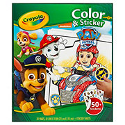 Crayola Color Sticker Paw Patrol