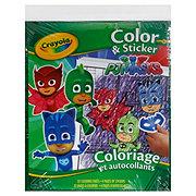 Crayola Color Sticker PJ Masks