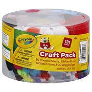 Crayola Craft Pack
