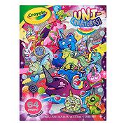 Crayola Crayola Uni Creatures Coloring Book
