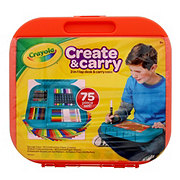 Crayola Create N Carry Case, Colors May Vary