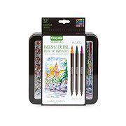 Crayola Dual Brush Tip Markers