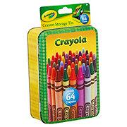 Crayola Large Tin Box