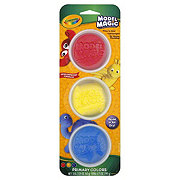 Crayola Model Magic Tubs Primary Colors