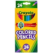 Crayola Pre-sharpened Colored Pencils