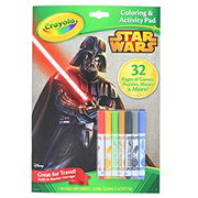 Crayola Star Wars Coloring And Activity