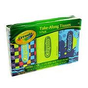 Crayola Take-Along Tissues