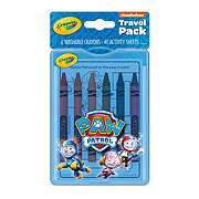 Crayola Travel Pack Paw Patrol