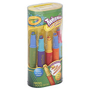 Crayola Twistable Color Swirl Bathtub Crayons