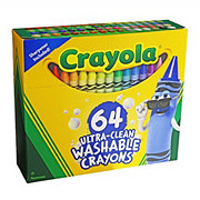 Crayola Ultra Clean Washable Crayons