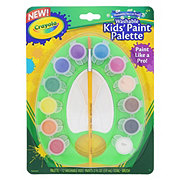 Crayola Washable Paint Pots Palette