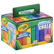 Crayola Washable Sidewalk Chalk
