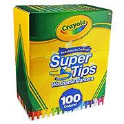 Crayola Washable Supertips Marker