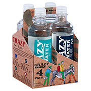 Crazy Water Alkaline Natural Mineral Crazy Family Pack 16.9 oz Bottles