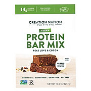 Creation Nation Peas Love & Cocoa Protein Bar Mix