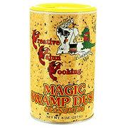 Creative Cajun Cooking Magic Swamp Dust Seasoning