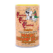 Creative Cajun Cooking Proche Magic Swamp Dust Seasoning