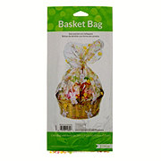 Creative Converting Basket Bag Happy Easter