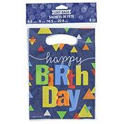 Creative Converting Birthday Loot Bag