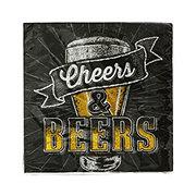 Creative Converting Cheers & Beers Napkins