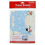 Creative Converting Cookie Box Snowman
