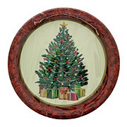 Creative Converting Perfect Pine Lunch Plates, 7 inch