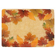 Creative Converting Plastic Tray Fall Leaves