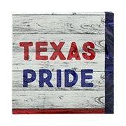 Creative Converting Texas Pride Beverage Napkins