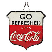 Creative Decor Go Refreshed Sign