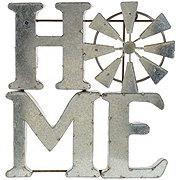 Creative Decor Home Windmill Sign