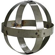 Creative Decor Large Metal Sphere