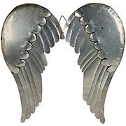 Creative Decor Medium Angel Wing