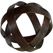 Creative Decor Medium Metal Sphere