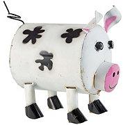 Creative Decor Round Cow