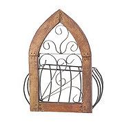 Creative Decor Small Rustic Window