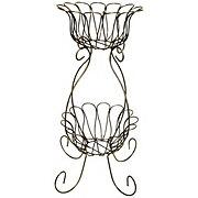 Creative Decor Sourcing Double Petal Basket
