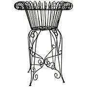 Creative Decor Sourcing Small Spider Basket