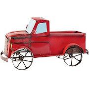 Creative Decor Tin Old Truck Decor