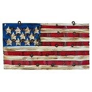 Creative Decor USA Metal Flag
