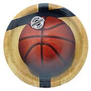 Creative Expressions Basketball Dinner Plate