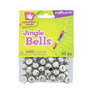 Creative Hands smART Parts Silver Jingle Bells