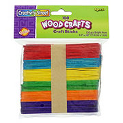 Creativity Street Craft Sticks Colors