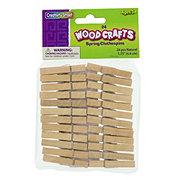 Creativity Street Spring Clothespins Small