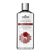 Cremo Cream Body Wash Bourbon & Oak