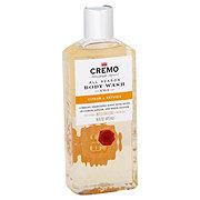 Cremo Cream Body Wash Citron & Vetiver